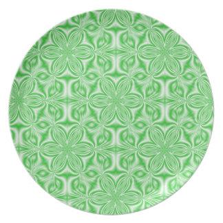 .Pattern Plates. Melamine Plate
