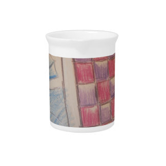 Pattern Play Game Drink Pitcher
