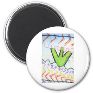 Pattern Poetry Magnets