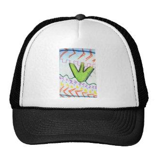 Pattern Poetry Trucker Hat