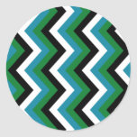 pattern_preview classic round sticker