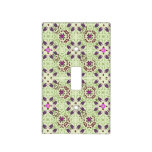Pattern Princess Rainbow Flowers Blossoms Digital Switch Plate Cover