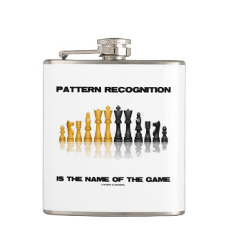 Pattern Recognition Is The Name Of The Game Chess Flask