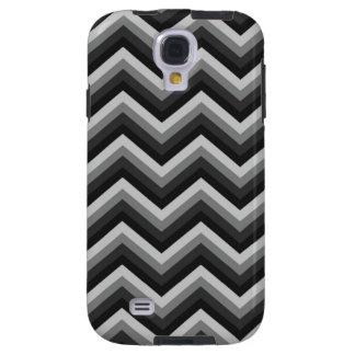 Pattern Retro Zig Zag Chevron Galaxy S4 Case