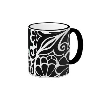pattern ringer mug