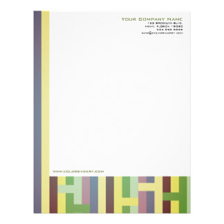 Pattern Rules Part 2 Letterhead