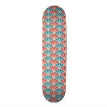 pattern skateboard deck