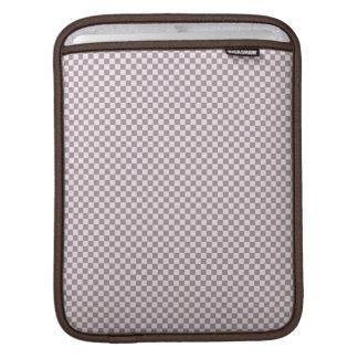 pattern square iPad sleeve