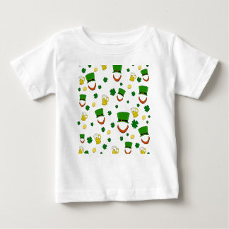 Pattern - St. Patrick's day Baby T-Shirt