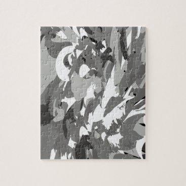 Pattern style jigsaw puzzle