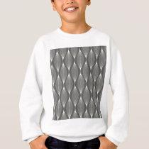 pattern texture beautiful art sweet simple love sweatshirt