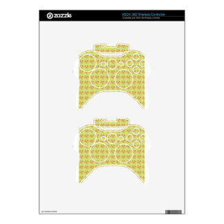 pattern texture beautiful art sweet simple love xbox 360 controller decal