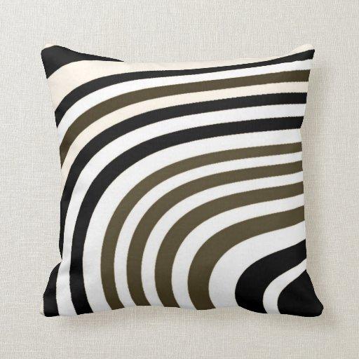 pattern throw pillows