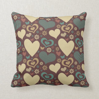 Pattern Throw Pillows