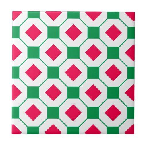 pattern tile