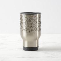 PATTERN TRAVEL MUG V2 mugs