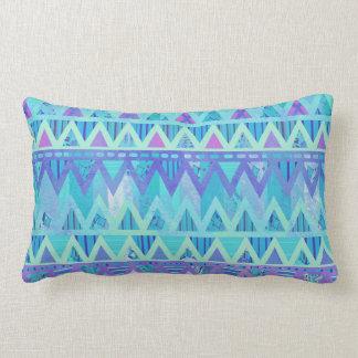 Pattern Tribal Aztec Chevron Light Pastel Pretty Pillow