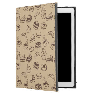 Pattern With Cakes, Desserts And Bakery iPad Pro Case