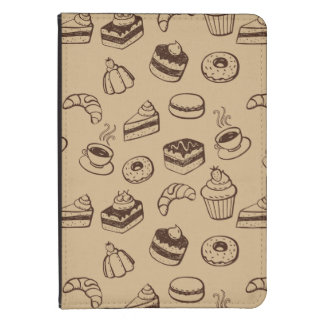 Pattern With Cakes, Desserts And Bakery Kindle Cover