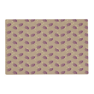 pattern with fish 2 placemat