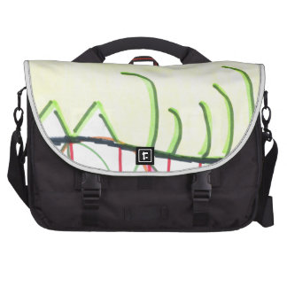 Pattern World Laptop Commuter Bag