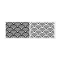 Pattern Wrapped Canvas