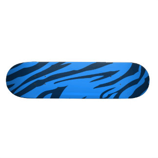 Pattern Zebra Abstract Art Custom 2 - Skateboard