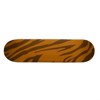 Pattern Zebra Abstract Art Custom 3 - Skateboard