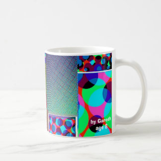 patterncrazy coffee mug