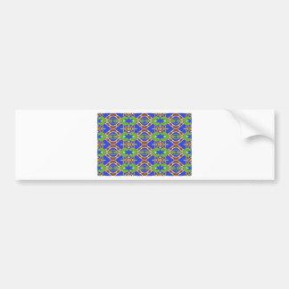 PatternDesign Bumper Sticker