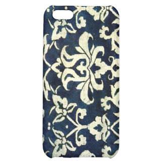 Patterned iPhone cases - retro antique style iPhone 5C Covers