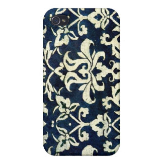 Patterned iPhone cases - retro antique style iPhone 4 Covers