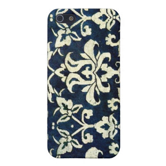 Patterned iPhone cases - retro antique style iPhone 5/5S Cases