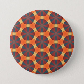 Patterned magnet button