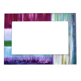 Patterned Magnetic Photo Frame