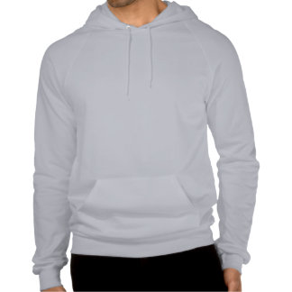 Patterned Map of Africa Hoodies