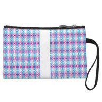 Patterned Mini Clutch