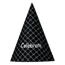 Patterned Party Hat