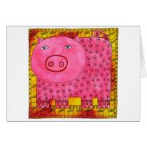 Patterned Pig