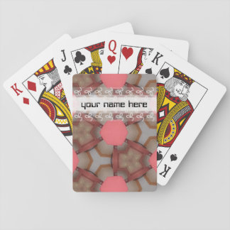 Patterned Playing Cards