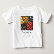 Patterns#1.jpg Baby T-Shirt
