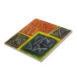 Patterns # 2 ceramic tiles