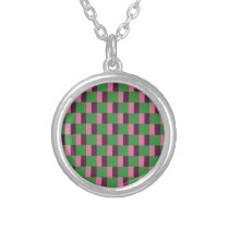 patterns 3.png silver plated necklace