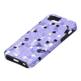 Patterns- Blues iPhone SE/5/5s Case