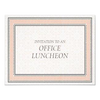 office luncheon invitation