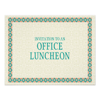 80+ Office Lunch Invitations & Announcement Cards | Zazzle