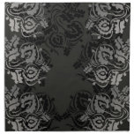 patterns design printed napkins