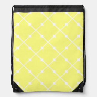 patterns drawstring backpack