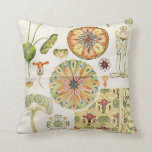 Patterns for design throw pillows