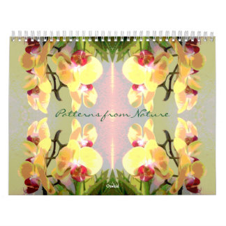 Patterns from Nature Calendar